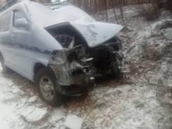 Toyota Hiace Regius. HCR45 0008495, 3RZ