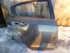 Дверь бокавая Mazda3 правая задняя