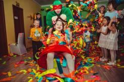 Детские праздники на 5+ Золотари Находка!