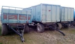 МТЗ. Прицеп тракторный самосвальный ( Китай), 6 998кг.