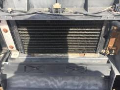 Радиатор отопителя. MAN TGA