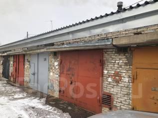 Гаражи капитальные. улица Кирова 16, р-н Центральный, 49кв.м., электричество, подвал.