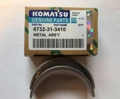 Вкладыши шатунные Komatsu 6D102/4D102 STD Original