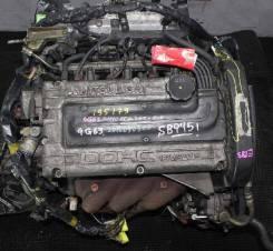 Двигатель Mitsubishi 4G63 DOHC 2 литра на Mitsubishi RVR N23W N13W