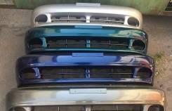 Новый окрашенный бампер Chevrolet Lanos / ЗАЗ ШАНС.