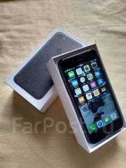 Apple iPhone 7. Новый, 128 Гб, Черный, 3G, 4G LTE, Защищенный, NFC