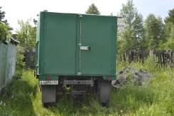 Robur. Продам грузовой автомобиль, 3 000куб. см., 2 000кг., 4x4