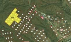 Земельный участок в зоне Ж1 площ. 20000 кв. м. (2 гектара) в п. Мирный. 20 000кв.м., собственность, электричество. План (чертёж, схема) участка