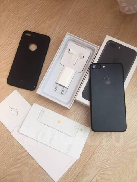 Apple iPhone 7 Plus. Б/у, 32 Гб, Черный, 4G LTE