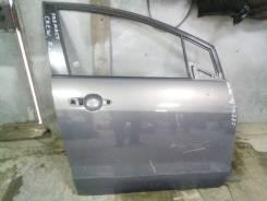 Дверь боковая Mazda Premacy CR#W `05-10 FR, правая передняя