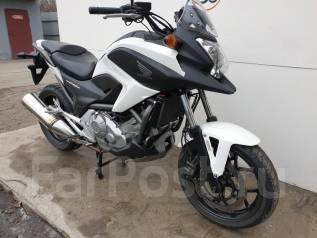 Honda NC 700XA. 700куб. см., исправен, птс, без пробега