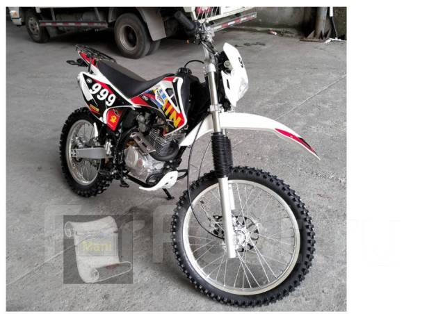 Кроссовый мотоцикл Zongshen 250 - Zongshen, 2019 - Продажа