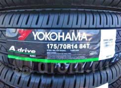 Yokohama A.Drive AA01. Летние, 2019 год, без износа, 4 шт