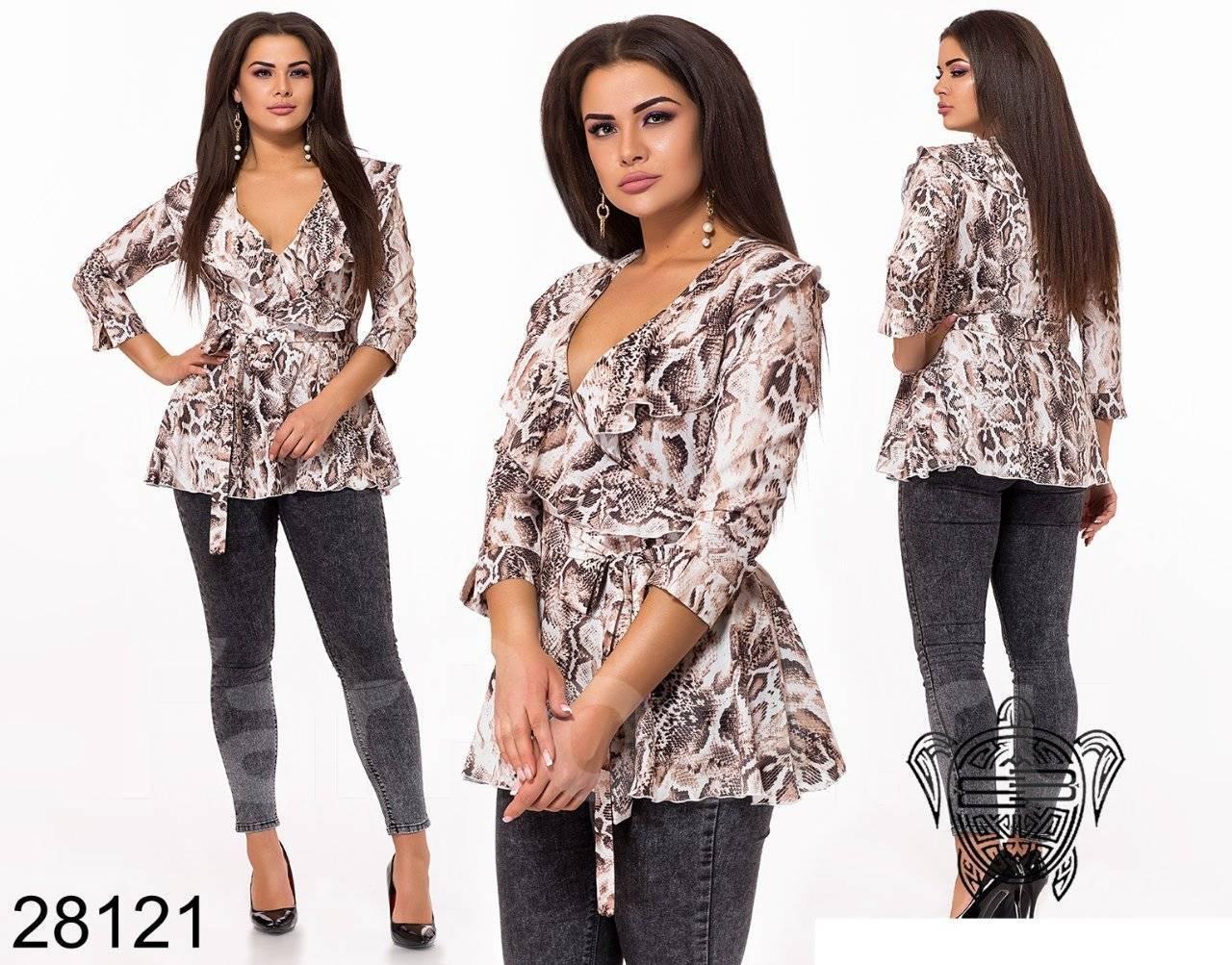ff934f98292 Купить женские блузки и рубашки Размер  54 размера во Владивостоке! Цены.  Сезон - Демисезон.
