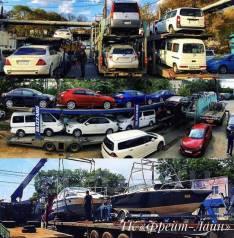 Отправка автомобилей автовозами во все города России