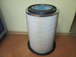 Фильтр воздушный K835 комплект (внеш+внутр)