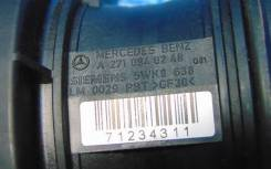 Датчик расхода воздуха. Mercedes-Benz: CLK-Class, SLK-Class, CLC-Class, E-Class, C-Class Двигатели: M271DE18ML, M271KE18ML, M271KE16ML