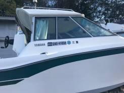 Yamaha FC-24. 1998 год год, длина 7,50м., двигатель стационарный, 140,00л.с., дизель