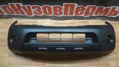 Nissan pathfinder (R51M) navara Бампер передний