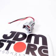 JDMStore | Фишка топливной форсунки / инжектора 1-2 JZ GTE. Toyota: Crown, Aristo, Verossa, Soarer, Altezza, Brevis, Chaser, Crown Majesta, Mark II Wa...