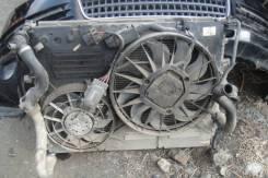 Радиатор охлаждения двигателя. Volkswagen Touareg, 7LA Audi Q7, 4LB AXQ, AYH, AZZ, BAA, BAC, BAN, BJN, BKJ, BKS, BKW, BLE, BLK, BMV, BMX, BRJ, BAR
