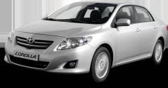 Toyota Corolla. Птс Corolla 2006г. 1.6 серебристый