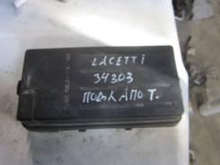 Блок предохранителей, реле. Chevrolet Lacetti Chevrolet Nubira L14, L34, L44, L79, L84, L88, L91, L95, LBH, LDA, LHD, LMN, LXT