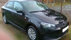 Volkswagen Polo. ПТС 2013 1.6 черный