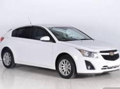 Chevrolet Cruze. ПТС 2013 белый 1,6 мкпп хэтчбек