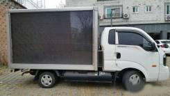 Kia Bongo. KIA Bongo, 2014. Рекламный изотермический фургон, 2 500куб. см., 1 200кг., 4x2