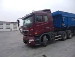 Daewoo Prima Ultra. Продам грузовой тягач седельный , 11 000куб. см., 50 000кг., 6x4. Под заказ