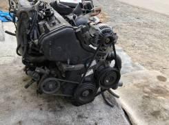 Продам двигатель в сборе с АКПП Toyota 4S-FE коса+комп (трам. )