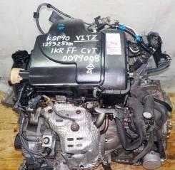 Продам Двигатель с АКПП, Toyota 1KR-FE KSP90 коса+комп