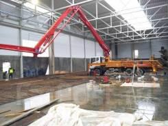 Бетон, бетон для гидротехнических сооружений доставка до объекта