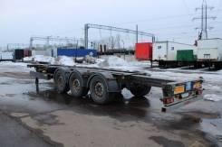 Kogel. Полуприцеп контейнеровоз кегель 2011 год раздвижной 45, 41 000кг.