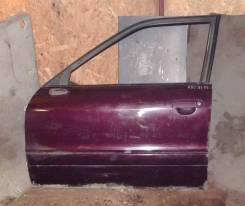 Дверь передняя левая Audi 80 B3 (Ауди 80)