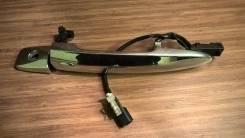 Ручка+накладка двери передней левой Nissan 80640-1AA0B + 80645-1AA0A