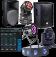 Ремонт звукового, светового оборудования, аппаратуры. Настройка Выезд