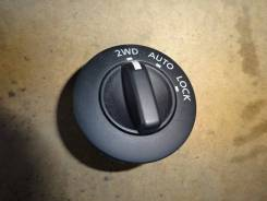 Кнопка включения 4wd. Nissan X-Trail, NT30 Двигатель QR20DE