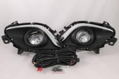 Комплект противотуманных фар для Mazda 6 2012-2015г
