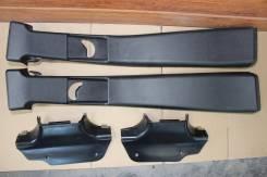 Обшивки центральных стоек салона комплект на Mercedes S-Class W140