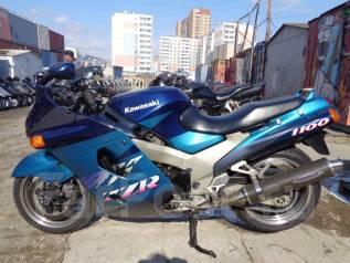 Kawasaki ZZR 1100 Ninja. 1 100куб. см., исправен, птс, без пробега. Под заказ