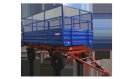 МордовАгроМаш 2ПТС-4.5. 2ПТС-4,5 прицеп тракторный самосвальный(Мордов). Под заказ
