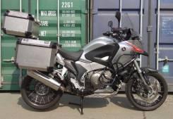 Honda VFR 1200X Crosstourer. 1 200куб. см., исправен, птс, без пробега