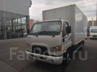 Hyundai HD65. HD65 изотермический фургон, 3 933куб. см., 3 000кг., 4x2