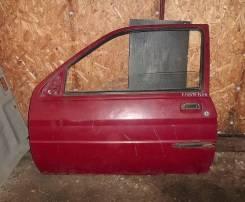 Дверь левая Ford Fiesta 1991г.