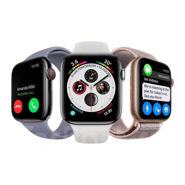7045d054 Новые Apple Watch Series 4! 44 mm! Гарантия магазина iStore ...