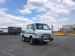 Toyota Hiace. Продаётся грузовик, 2 400куб. см., 1 500кг., 4x4