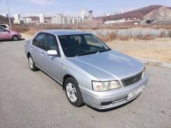 Nissan Bluebird. автомат, передний, 1.8 (125л.с.), бензин, 187тыс. км