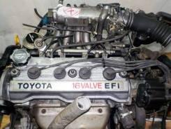 Продам двигатель в сборе с МКПП, Toyota 5A-FE коса+комп